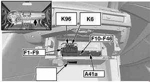Bmw 6 Series  E63  E64   2004  U2013 2010   U2013 Fuse Box Diagram