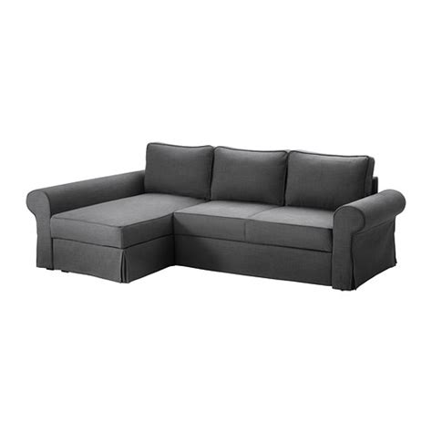 Chaise Longue Transat Ikea by Backabro Marieby Sofa Bed With Chaise Longue Svanby