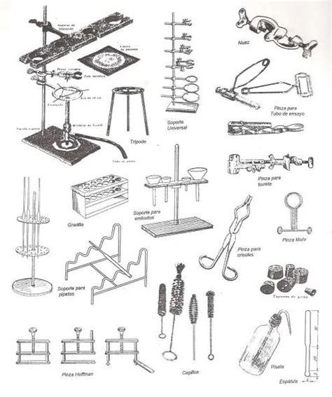 principales utensilios de metal madera y caucho utilizados en el scientific diagram