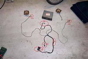 W123  Speaker Wiring Myths Debunked  Diagram  Bypassing