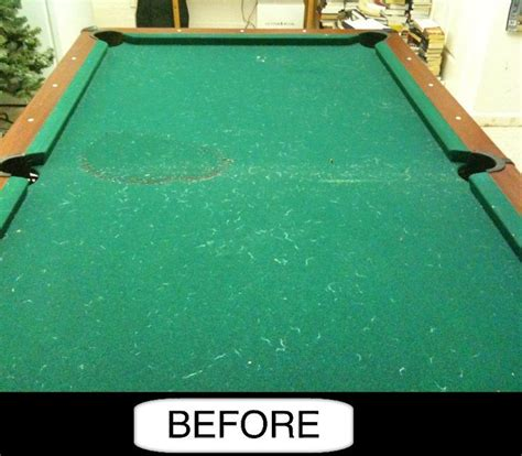 how to refelt a pool table pool table refelting new jersey designer tables reference