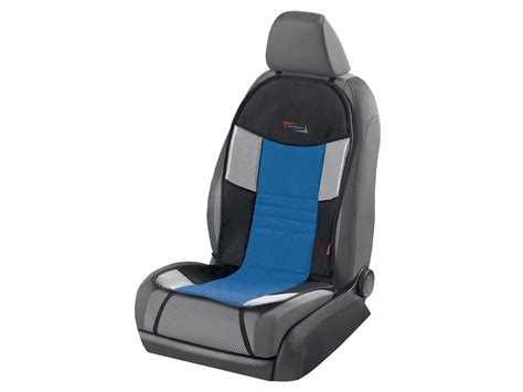 siege lidl ultimatespeed couvre siège auto bleu lidl