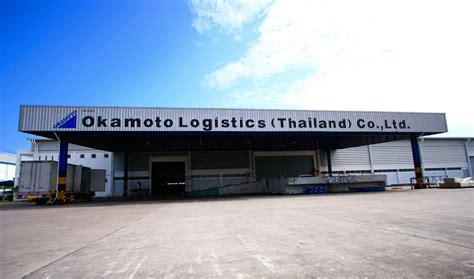 Welcome To Okamoto Logistics (Thailand) Co.,Ltd.