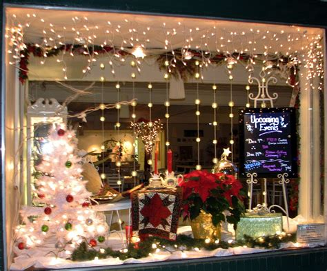 christmas window decorations ideas   year