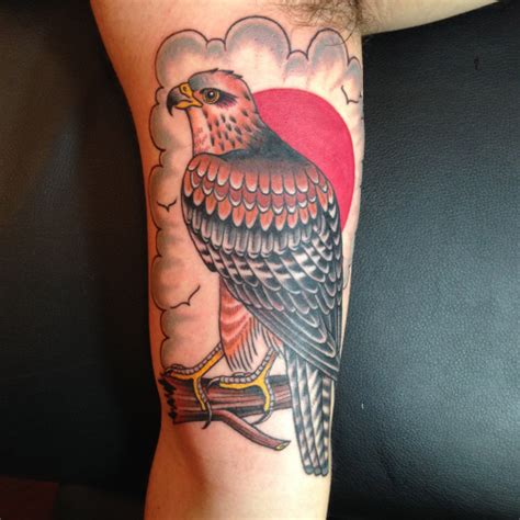 hawk tattoos designs ideas  meaning tattoos