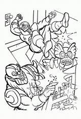 Coloring Pages Universe Door He Knocker Masters Motu Trap Tri Klops Template Educational Idea Sheets Print Waltorgrayskull sketch template