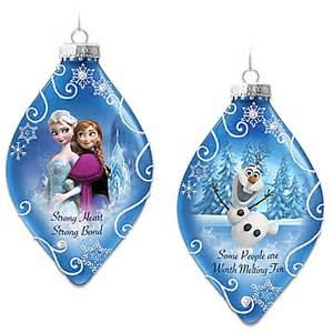 disney frozen christmas decorations ornaments santa s site