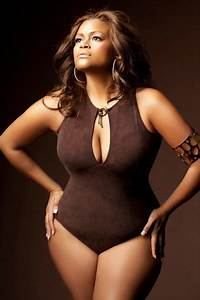 Big Beautiful Black Girls  U2014 Plus Size Model Christina Mendez