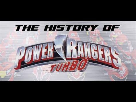 Power Rangers Turbo, Part 1 - History of Power Rangers ...