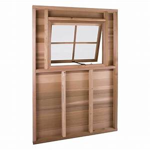 Shed window for Barn windows lowes
