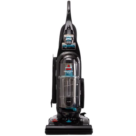 bissell  cleanview helix bagless upright vacuum