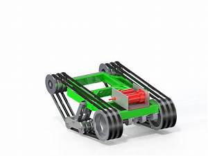 Simple Robot - STEP / IGES - 3D CAD model - GrabCAD