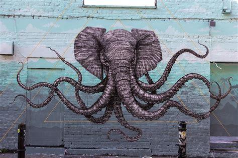alexis diazs fresh funky street art features  unique