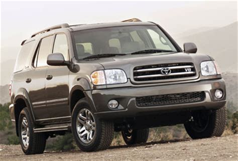 2004 Toyota Sequoia Reviews by 2004 Toyota Sequoia Review