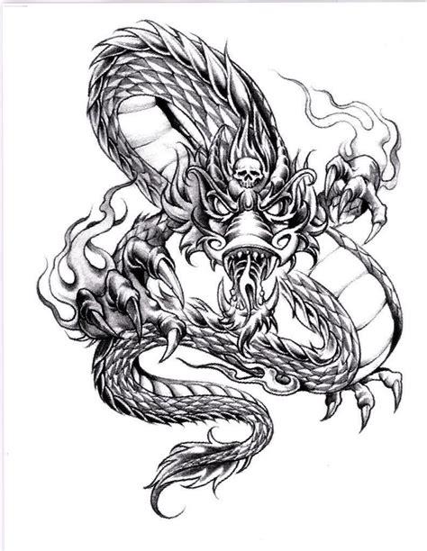 pin  denny needham  tattoo patterns dragon tattoo