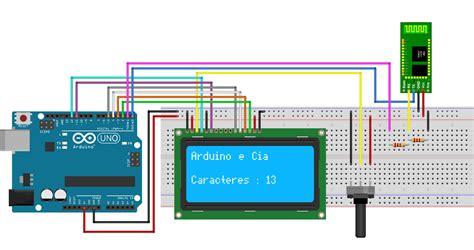 arduino wiring 4 x 20 lcd display arduino pull up