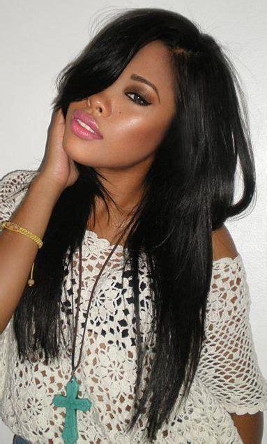 best 20 cute weave hairstyles ideas on pinterest black