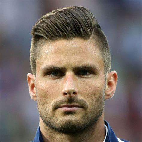 soccer player haircuts  guide