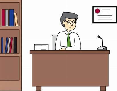 Principal Office Clipart Principals Clip Cliparts Regarding