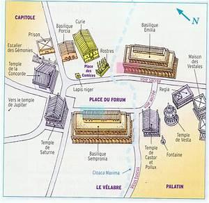 Reconstitution du Forum Romanum, centre politique ...