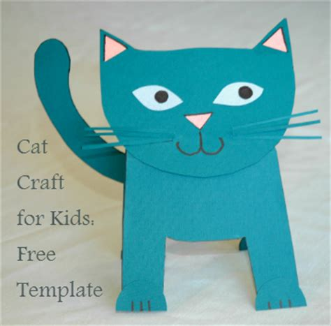 cat craft cat cut out for archives chelsea rotunno