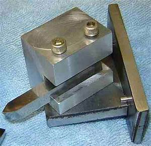 Threading Tool Sharpener