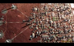 TV Show National Geographic Space Mars