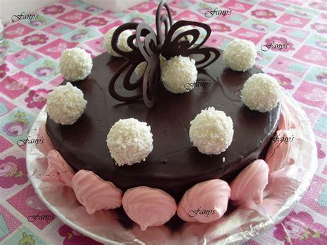 decoration gateau creme au beurre g 226 teau chocolat noir cr 233 me coco rhum et sak 233
