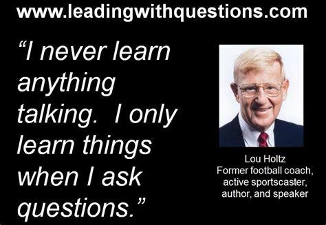 bob tiede  top ten favorite leading  questions