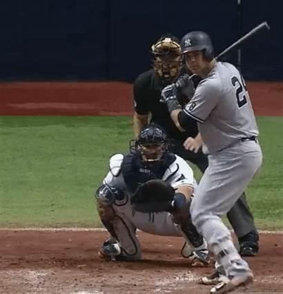 Baseball Hitting Gary Bat Sanchez Analysis Swing