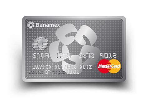 beneficios tarjetas de credito sin anualidad banamexcom