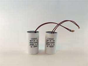 Motor Run Wiring Diagram Electrical Capacitor 300vac