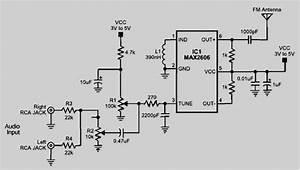 Fm Transmitter 88 108mhz Ic