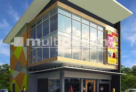 supermarket konsep mezzanine multidesain arsitek