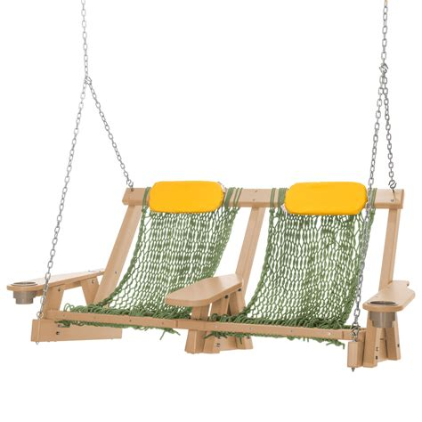 Rope Swing by Cedar Durawood Deluxe Rope Swing