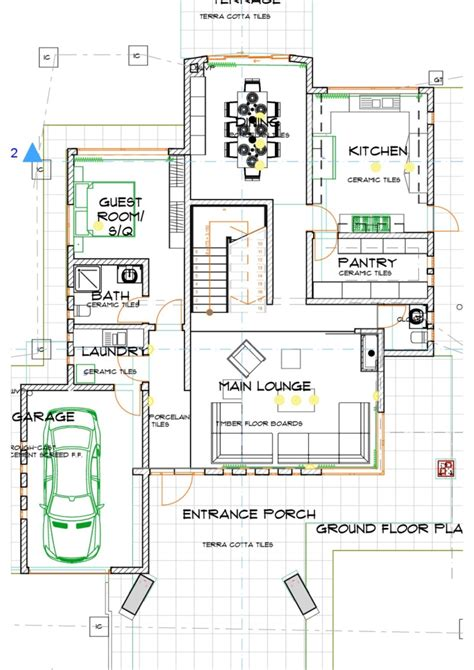 floor plans kenya house plans in kenya 4 bedroom kenani mid house plan david chola architect