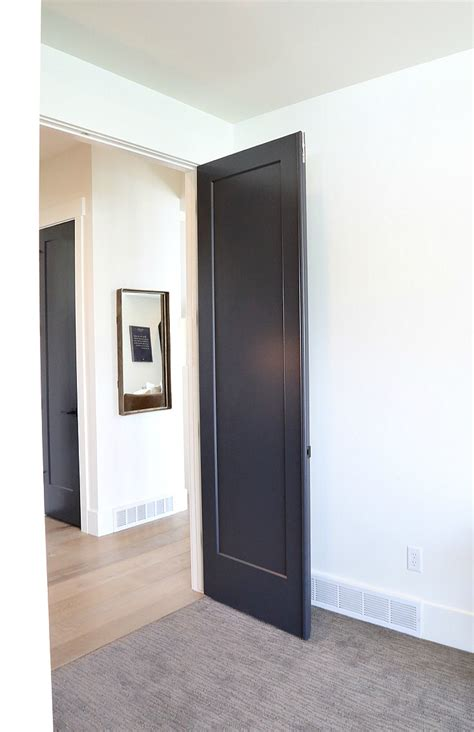 sherwin williams door paint choosing interior door styles and paint colors trends
