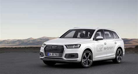 audi q7 e tron uk prices will start from around 163 65 000