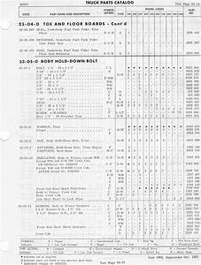 1968 Dodge Truck Parts Catalog
