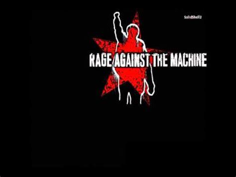 Bulls On Parade - Rage Against The Machine Lyrics - YouTube