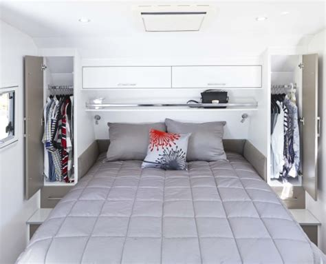 bathroom space saving ideas organise your caravan organisation station