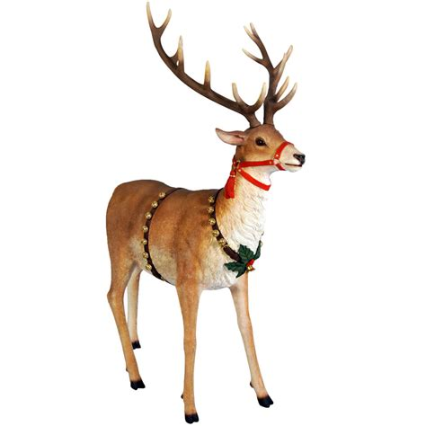 jumbo reindeer for sleigh fast delivery tableking