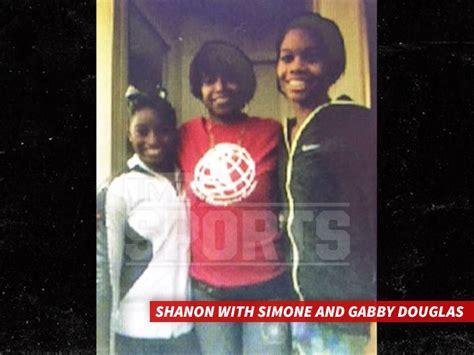Simone Biles and Gabby Douglas