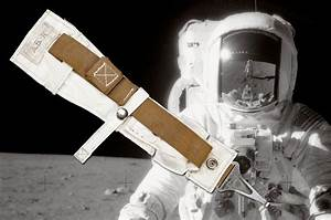 Strapping space sales: Astronauts' moon-flown backpack ...