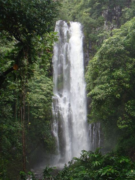 Whether you want a challenging obstacle course or a relaxing waterfall lounge day, this is a wonderful option for you. Waterfalls, Road to Hana, Maui, Hawaii | Beautiful places ...