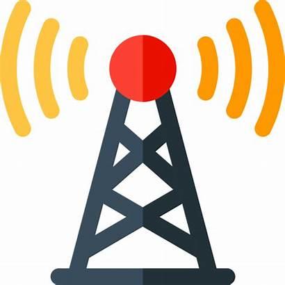 Broadcast Icons Icon Service Provider Communication Flaticon