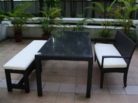 domus ventures outdoor furniture set for sale in singapore