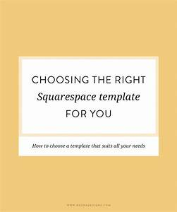 Choosing the right squarespace template posts you from for Best blog template squarespace