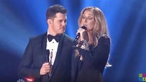 WATCH: Celine Dion and Michael Bublé perform Christmas duet