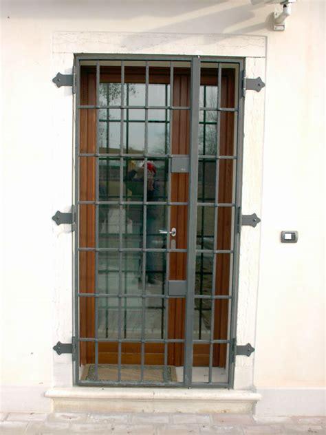 Inferriate Porte by Inferriate Ferro D 233 Lite